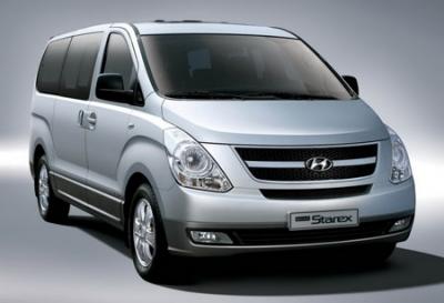 История создания Hyundai STAREX