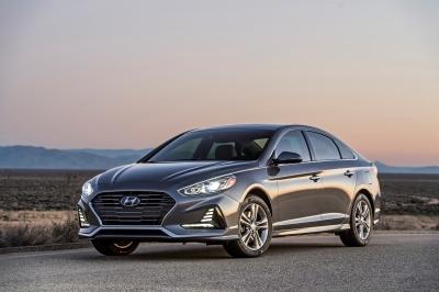 Hyundai назвал цены на вернувшийся в Россию седан Sonata