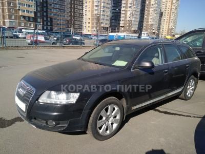 Audi A6 Offroad