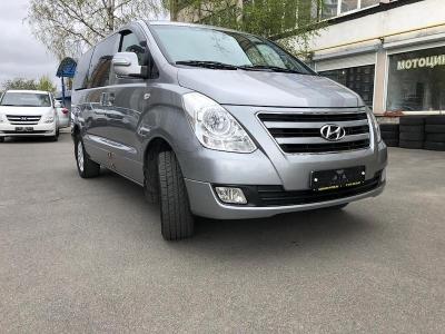Hyundai Grand Starex 4wd