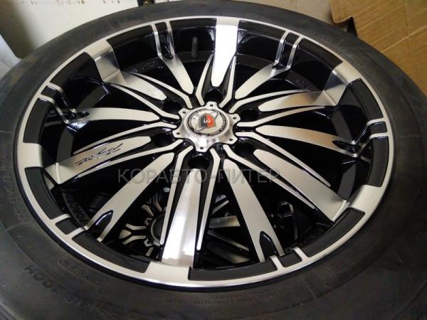 Литые диски R18 (колеса)