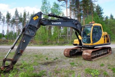 Volvo EC 140B LC